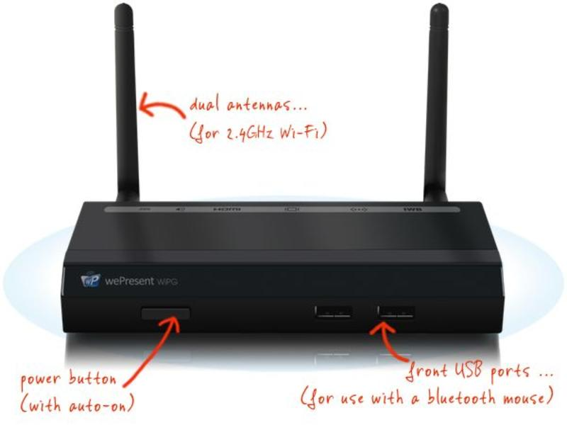Barco wePresent WiPG-1000P
