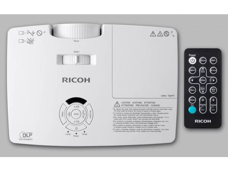 Ricoh Ricoh PJ-X2240