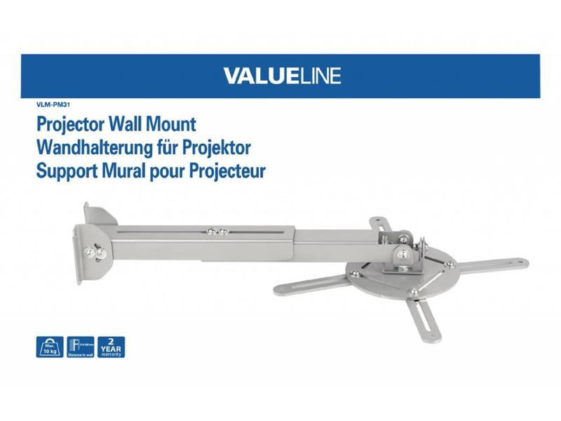Valueline Valueline VLM-PM31 projectorbeugel