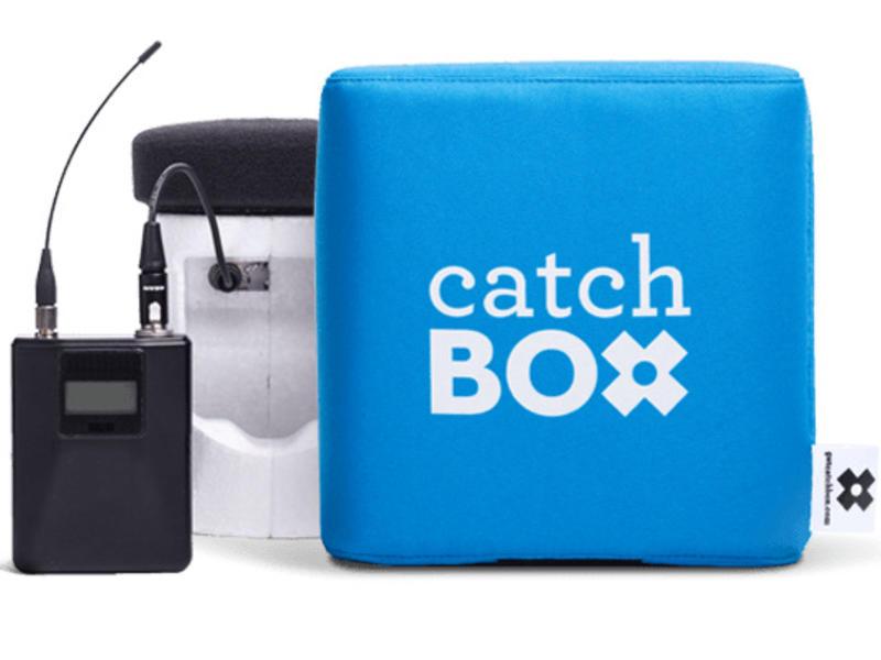 Catchbox Catchbox Pro Blauw