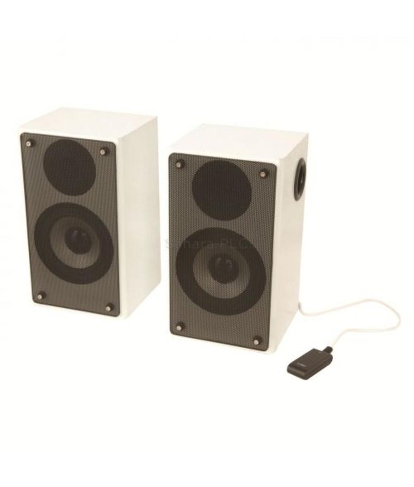 Actieve speakerset