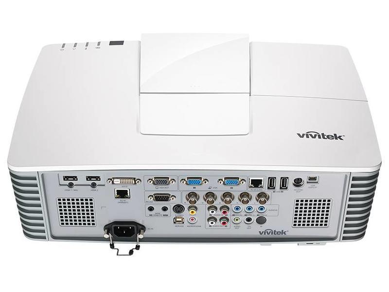 Vivitek Vivitek DU3341 veelzijdige installatieprojector