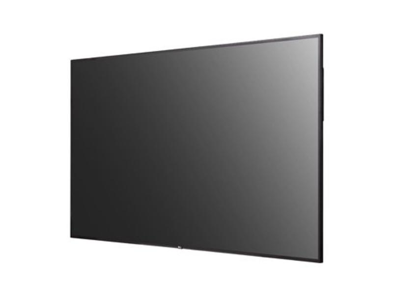 LG Ultra HD 75 inch public display