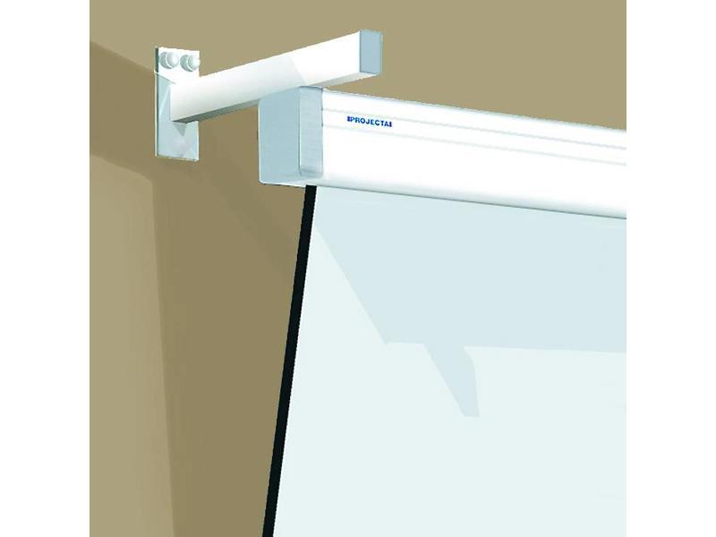 Projecta Projecta Wandbeugel SlimScreen RAL 7021