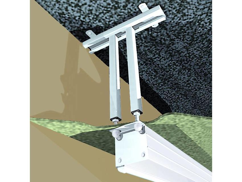 Projecta plafondbeugel FlexScreen 40-60 cm