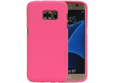 Samsung Galaxy S7 TPU & Siliconen & Glas