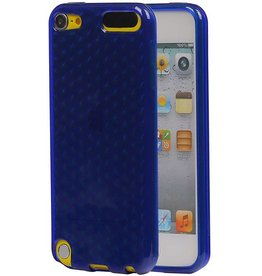 Diamant TPU Hoesjes voor iPod Touch 5 Donker Blauw