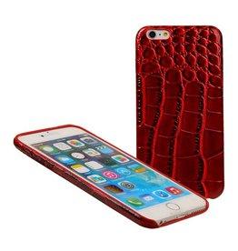 BackCover Hoesje Color Telefoonhoesje iPhone 6 / 6S Plus - Rood