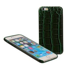 BackCover Hoesje Color Telefoonhoesje iPhone 6 / 6S Plus - Groen