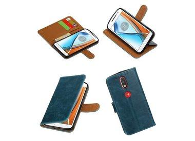 Motorola Moto E (2nd Gen) Bookstyle Hoesjes