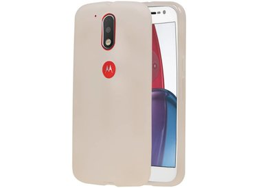 Motorola Moto G5 TPU / Siliconen Hoesjes