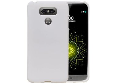 LG X Screen TPU / Siliconen Hoesjes