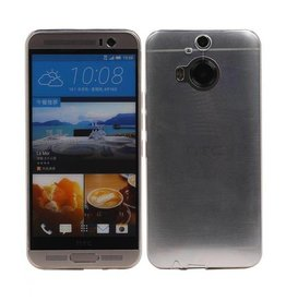 Transparent TPU Hoesje voor HTC One M9 Plus Ultra-thin