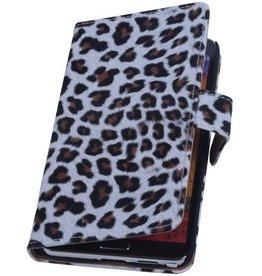 Chita Bookstyle Hoesje voor Nokia Lumia 1020 Bruin