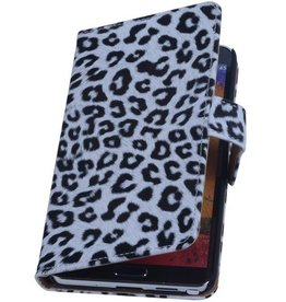 Chita Bookstyle Hoesje voor Nokia Lumia 525 Wit