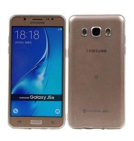 Transparant TPU Hoesje voor Galaxy J5 2016 J510F Ultra-thin