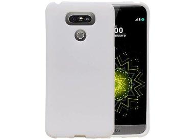 LG Q6 TPU & Siliconen & Glas