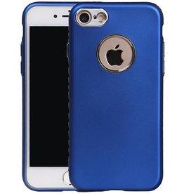 Design TPU Hoesje voor iPhone 7 / 8 Blauw