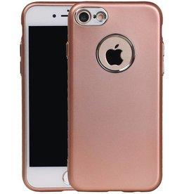 Design TPU Hoesje voor iPhone 7 / 8 Roze