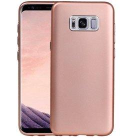 Design TPU Hoesje voor Galaxy S8 Plus Roze