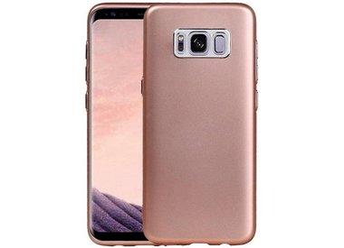 Samsung Galaxy C7 TPU & Siliconen & Glas