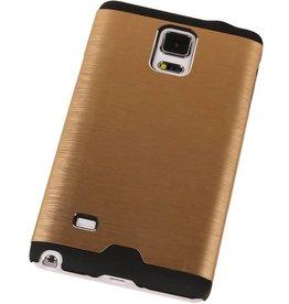 Lichte Aluminium Hardcase voor Galaxy Note 3 Neo Goud