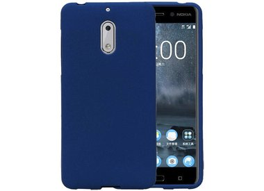 Nokia 8 TPU & Siliconen & Glas