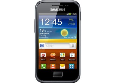 Samsung Galaxy Overig Serie Samsung Galaxy Ace Plus