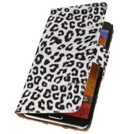 Chita Bookstyle Hoesje voor Galaxy Note 3 N9000 Wit
