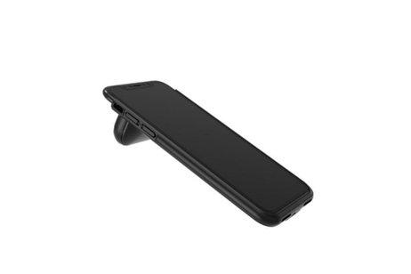Battery Power Case voor iPhone X 4000 mAh Zwart