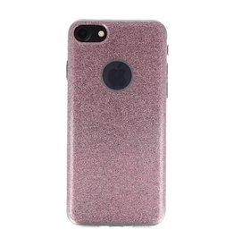 Bling TPU Hoesje Case voor iPhone 7 / 8 Roze