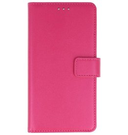 Bookstyle Wallet Cases Hoes voor Nokia 2 Roze