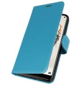 Wallet Cases Hoesje voor Huawei P20 Pro Turquoise