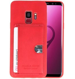 Hardcase Hoesje voor Samsung Galaxy S9 Rood