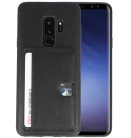 Hardcase Hoesje voor Samsung Galaxy S9 Plus Zwart