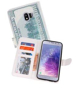 Dollar Bookstyle Hoesje voor Galaxy J4 2018