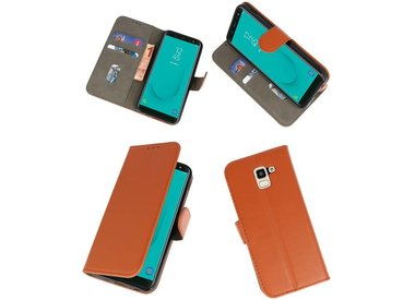 Samsung Galaxy J8 Bookstyle & Flipcases