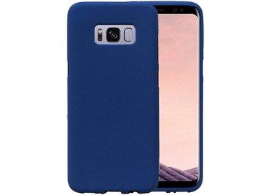 Samsung Galaxy J8 TPU & Siliconen & Glass