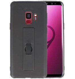 Carbon series hoesje Samsung Galaxy S9 Zwart