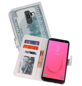 Dollar Bookstyle Hoesje Samsung Galaxy J8
