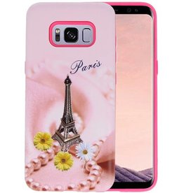 3D Print Hard Case voor Galaxy S8 Paris