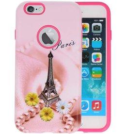 3D Print Hard Case voor iPhone 6 Paris
