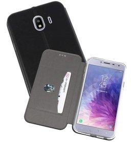 Slim Folio Case Samsung Galaxy J4 Zwart
