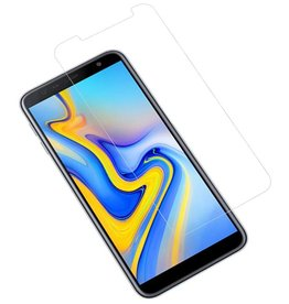 Tempered Glass voor Samsung Galaxy J6 Plus