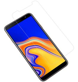 Tempered Glass voor Samsung Galaxy J4 Plus