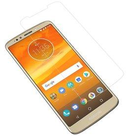 Gehard Tempered Glass Screenprotector Motorola Moto E5 Plus