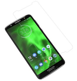 Tempered Glass voor Motorola Moto G6