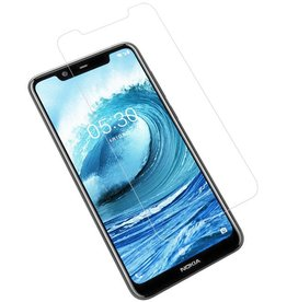 Tempered Glass voor Nokia 5.1 Plus