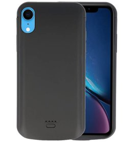 Battery Case iPhone XR 5000 mAh Zwart