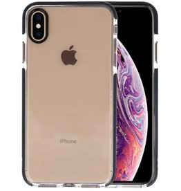 Armor Transparant TPU Hoesje iPhone XS Max